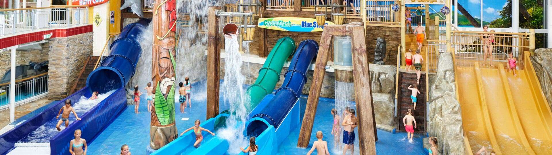 Kids waterpark Playa!
